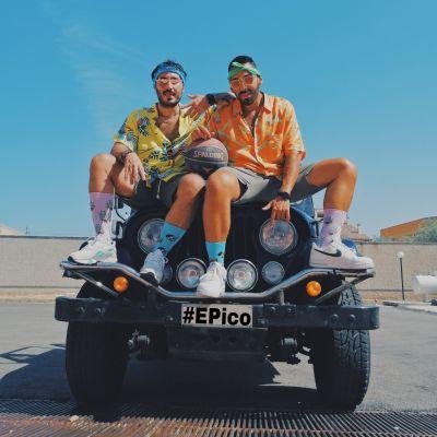 """""""EPico"""": il primo EP di SquadDrone, fuori ora"""