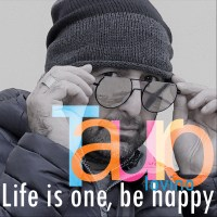 copertina-life-is-one,-be-happy
